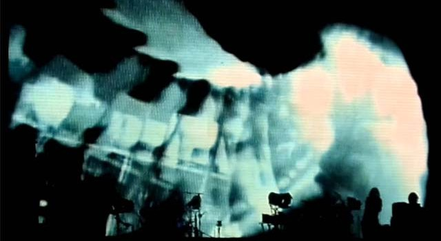 Portishead Live Visuals – 2014